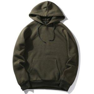 Hombres Fleece gruesa chaqueta de invierno sudaderas de alta calidad de la lana informal forro polar con capucha de Holloween cremallera hasta sudaderas con capucha # 993