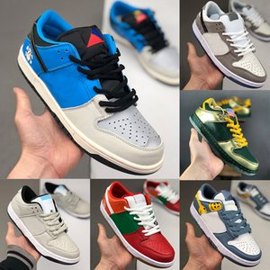 2020 new Instant Skateboard Dunk SB Low Pro running shoes 7 Eleven Men Women Doernbecher Truck it Pack Mens designer Sneakers Sport trainers