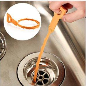 Moda Limpeza Sink gancho de Banho dreno de assoalho esgoto draga Ferramentas Dispositivo de cozinha Creative Home esgoto com com pacote Opp