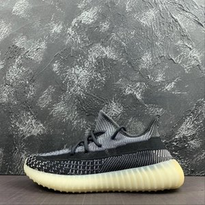 v2 Asriel sneakers top quality kanye sneaker west running shoes trainer youth kids men women trainers real boots FZ5000
