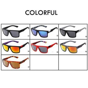 Óculos polarizados dos homens Aviation Driving Sombra Men Sunglasses Men Retro barato marca de moda Designer 7 estilos