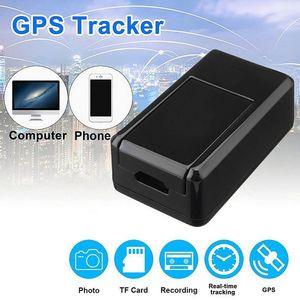 Mini GPS Gerçek Zamanlı Izleme Bulucu GSM GPRS Izleme Küresel Parça Arama Kayıt Kaybı Önleme MMS İade