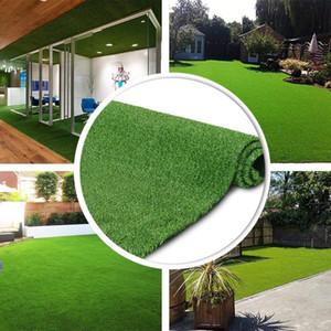 WHDZ 1M * 1M / 1M 2M * Césped Artificial Turf cubierta exterior Alfombra falso sintético imitación de hierba del jardín del césped del paisaje
