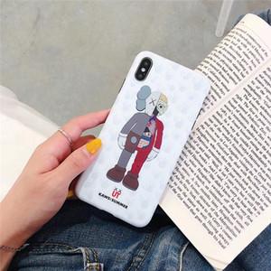 One Piece mode étui de téléphone TPU pour iPhone 6S 7 8 P X XSMAX poupée Anatomical nouveau téléphone Designer de couverture pour les cadeaux