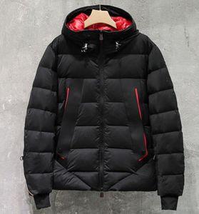 2020 Mens Down High Quality Men Women Winter Jacket Parka Hip Hop Mens Desigenr Winter Coats SIZE S-XXL