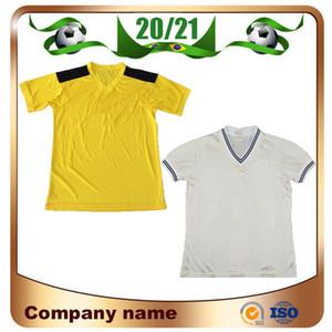 Version 1981/1982 Retro Spurs Soccer Jerseys 81/92 Spurs 100ème blanc édition commémorative de football 1982 chemise uniforme de football jaune