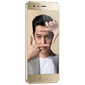"Оригинальный Huawei Honor 9 4G LTE сотовый телефон 6GB RAM 128GB ROM Kirin 960 Octa Core Android 5.15"" 20.0 MP NFC Fingerprint ID Smart Mobile Phone"
