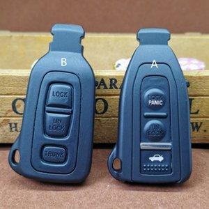 3 Tasten Smart-Prox-Fernschlüsselshell für Lexus LS430 2002 2003 2004 2005 2006 mit ungeschnittenem Blatt