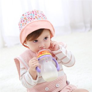 2020 New Fruit Printed Revers Double-Sided Princess Hat Infant Child Spring And Autumn Cotton Cap Baby College Style Beanie