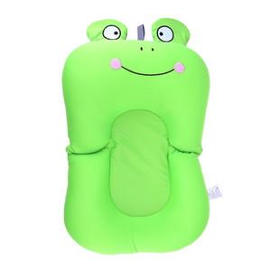 Babyparty Tragbarer Luftkissen Bett Baby-Säuglingsbabybadewanne Pad Anti-Rutsch Badematte NewBorn Sicherheits-Sicherheits-Bad Sitzstütze