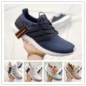 haute ultra boost chaussures de course Designer chaussures de sport en plein air en tricot mens chaussures blanc noir femmes tennis baskets baskets jogging randonnée