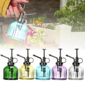 Plant Flower Watering Pot Home Spray Bottle Garden Hand Press Water Sprayer Plastic Bonsai Sprinkler Bottle Container Garden