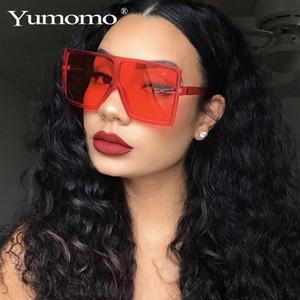 Plaza de gran tamaño Yumomo moda gafas de sol de las señoras de Red Moda Gafas de sol Gafas de conducción Sombras Uv400 Gafas de sol wuzWd