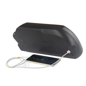 Batterie de vélo électrique 48 volts de haute qualité 48v 17AH lithium ion batterie Hailong pour 750W 1000W moteur + chargeur