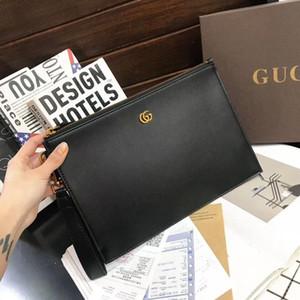 Unisex Мужчины Wallet Luxury Long Clutch Handy Bag Стандартного бумажник Практические сумки дама сцепление сумка Длинный кошелек держатели кредитные карты плечо