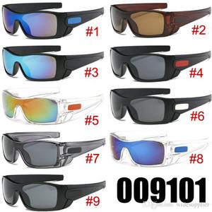 Neue Ankunfts-große Feld-Sonnenbrille Beliebte Wind Radfahren Spiegel Sport Outdoor Brillen Sport- und Skibrillen Sonnenbrillen für Männer Frauen fahren Sonnenbrille