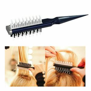 Volumia style peigne - instantanée cheveux Volumizer peigne Sharks Retour peignage outil Pinceau Styling cheveux