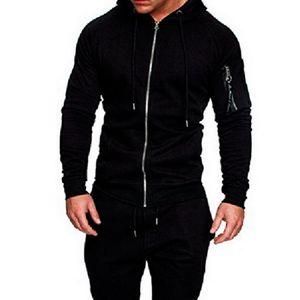 Men Camouflage Jacket Military Style Mens Zip Up Hooded Sweatshirts Camo Pattern Hoodies Man Casual Coat Autumn Winter Tops