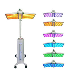 BIO Light PDT therapy machine LED Facial Skin Acne Removal 7 Colors Light PDT Rejuvenation Therapy Photon