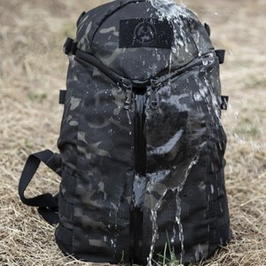 Army Fan Multi-function Tactical Backpack Men Women Outdoor Riding Training Climbing Water Resistant Camo Military Shoulder Bag