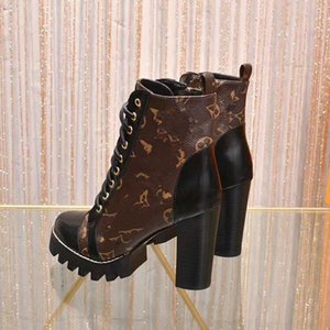 Luxury Fashion Ladies High Heel Top Women Shoes Superstar Womens Dress Shoes Pointed Splice Winter Boots Plus Velvet Warm Heels nb01