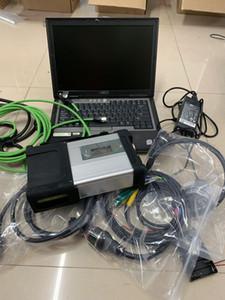 2019.05v h d d dans un ordinateur portable D630 prêt à fonctionner pour MB Star C5 Sd Connect mb star voiture camion outil de diagnostic