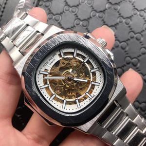 A16 PATEKPHILIPPEHot di alta qualità classica di lusso della moda uomini meccanici donne guardano uomo Orologi da donna orologi orologio No Box
