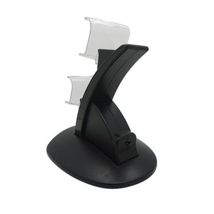 Professional Dual USB Charging Station Charger Stand Portable Fast Charging Dock Station Suitable For PS4 Gaming Controller