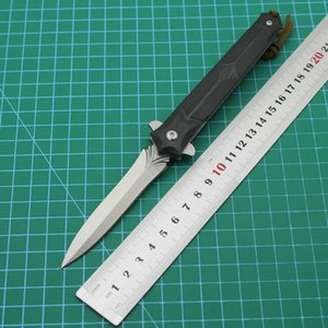 New Neptune D2 blade high hardness self-sharp tool self-defense portable folding knife free shipping price concessions