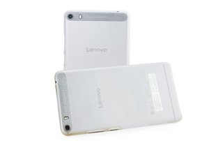 New Ultra-Thin PC Back Cover For Lenovo PHAB Plus Case PB1-770N Tablet 6.8 inch Case Skin With Screen Protector
