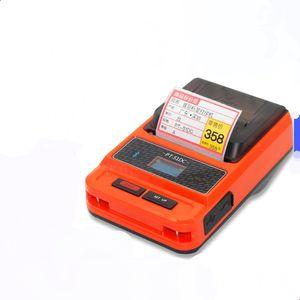 Bluetooth SUB Thermal Label Printer PT-51DC Autocollant Bijoux Supermarket imprimante d'étiquettes codes à barres portatif Imprimante