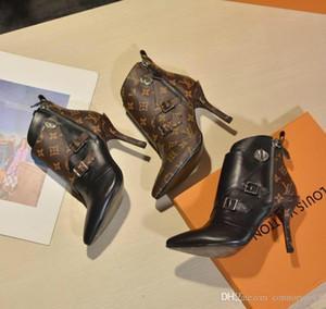 جديد ميكس 9 نموذج الأحذية المصمم جلدية فاخرة الكاحل الحذاء مكتنزة كعب مارتن الأحذية طباعة منهاج جلدية الدانتيل متابعة الصحراء التمهيد مع مربع