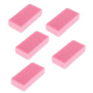 5pcs Skin Foot Clean Scruber Scrub Pumice Stone Dead Skin Remover Pedicure