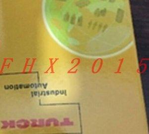 BİR Marka YENİ TURCK Ni50-CP80-RZ3X2