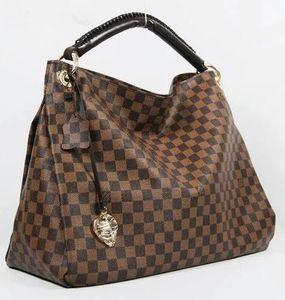Épaule classique femmes Bagdesigner femmes sac fourre-tout décontracté avec cuir PU portefeuille 100% sacs à main sacs fourre-tout Sac shopping