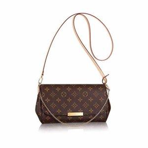 Free Shipping! Hight qualidade Famoso couro genuíno Handbag Mulheres Shoulder Bag 40718 favorito bolsa mm verdadeiro couro 40717