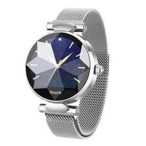 B80 Montre Smart Watch Femelle Moniteur de Fréquence Cardiaque Pression Artérielle Fitness Activité Tracker Smart Bracelet Sport Mode Dames Montres