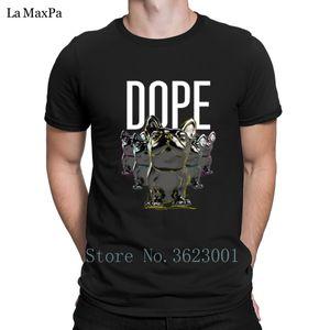 Normale Mens T Shirt di personalità di stile Estate bisogno di te Than Dope T-shirt più umorismo di marca maglietta Man Size S-3XL Tee Shirt Fit