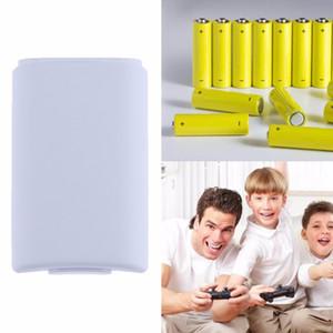 Spiel Batterie-Kasten für Xbox 360 Batterie-Kasten Wireless Controller-Akku-Abdeckung für Xbox 360 mit Aufkleber Zubehör