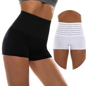 Taille haute formateur Shaper Tummy Contrôle Pantalons Body Culottes femme coton Shaping Sous-vêtements de sécurité Pantalons Body Shaping * 3