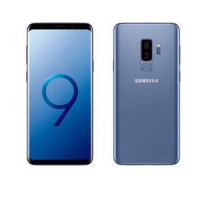 Refurbished entsperrt Original Samsung Galaxy S9 Plus 6,2 Zoll 6 GB RAM 64 GB ROM Snapdragon 845 Android 8.0 Fingerprint LTE-Handy 4 Tr