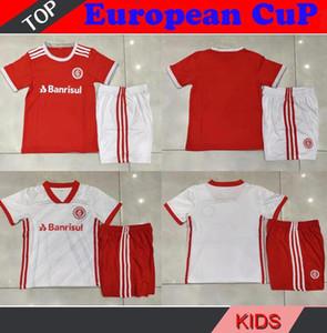 20 21 D'Alessandro Internacional KIDS HOME red away white soccer jersey 2020 2021 GUERRERO t-shirt Brazil international jersey