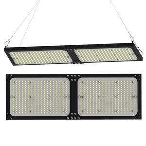 240W DIY LED Grow Light Quantum Board Kit Полный спектр 288шт. 5630 SMD Чип Meanwell Driver Растениеводство Свет для овощей / цветов