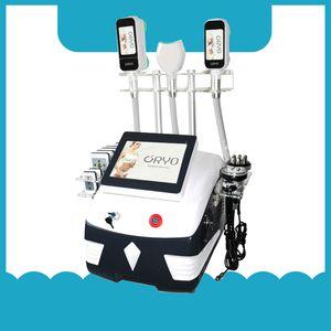 Newest 360 degree fat freezing machine fast cavitation slimming system high quality professional rf lipolaser slimming machine
