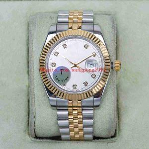9 estilo estilo de alta qualidade assistir 41mm datejust 126331 116333 116231 18k ouro automático mens relógio relógios