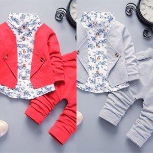 2019 boys Hoodie jacket Pants jacket' clothing suit children's leisure 2-piece suit jacket hoodie + pants