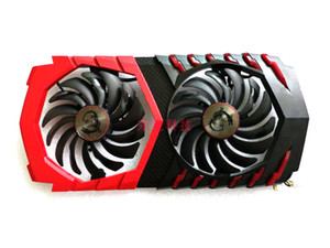 Original for MSI GTX1080Ti 1080 1070 1060 GAMANG Graphics card cooling shell and fan FONSONING