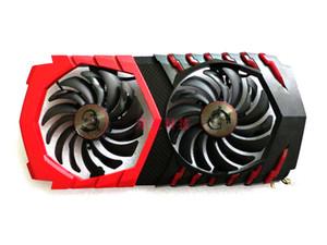 أصلي لـ MSI GTX1080Ti 1080 1070 1060 GAMANG غلاف بطاقة التبريد ومروحة FONSONING