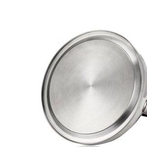 caldera de acero inoxidable, gas y la inducción Europea cocina, hervido, silbato, gran volumen Otro Bakeware