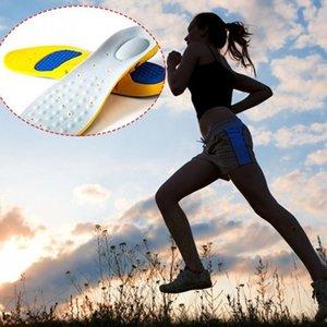 스포츠 신발 새로운 메모리 폼 깔창은 착용자 아치 통증 지원 안창 삽입 패드